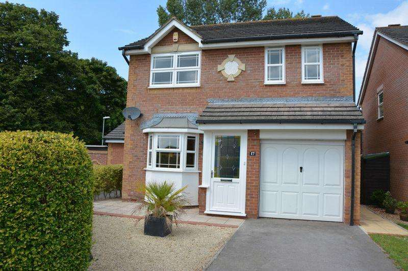 4 Bedrooms Detached House for sale in Nicholls Close, Bridgwater