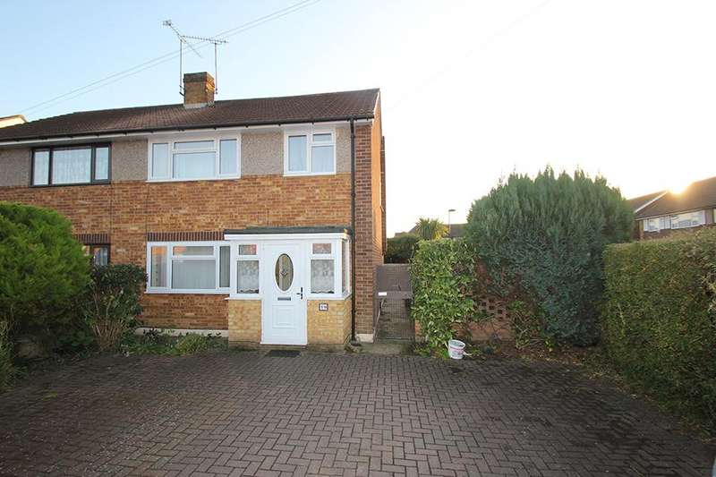 3 Bedrooms Semi Detached House for sale in Tollgate Road, Waltham Cross, EN8