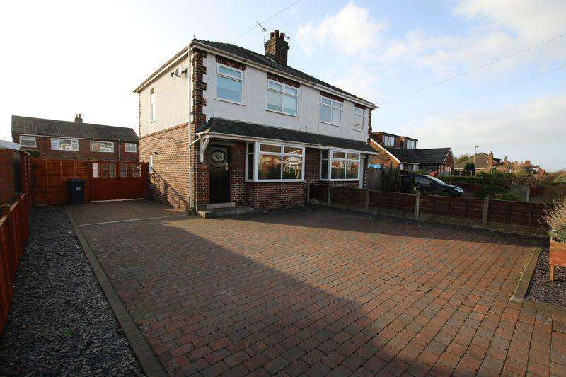 3 Bedrooms Semi Detached House for sale in Leyland Road, Lostock Hall, Preston