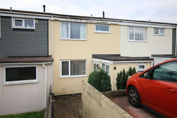 3 Bedrooms Terraced House for sale in Woodside Road, Trevethin, Pontypool