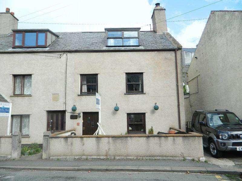 3 Bedrooms Terraced House for sale in Church Street, Colwyn Bay