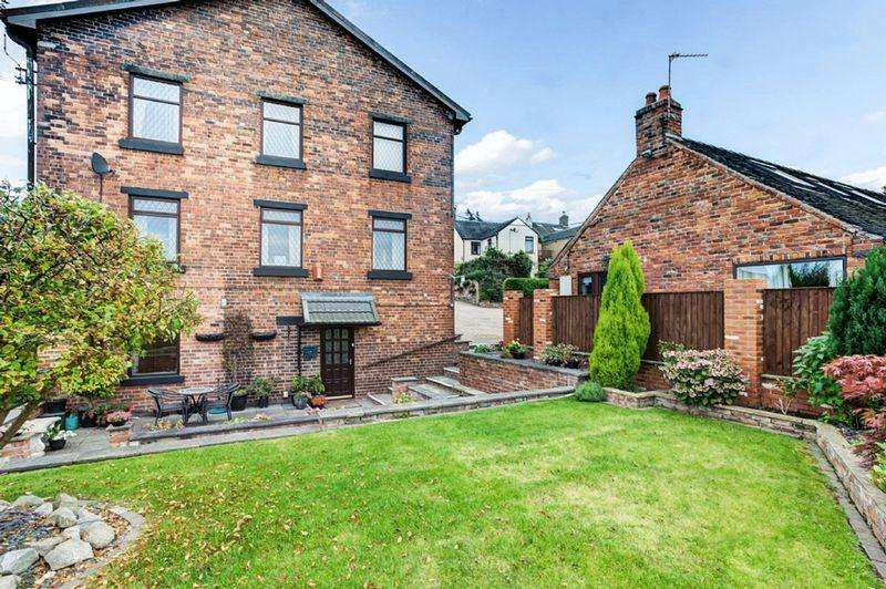 1 Bedroom Apartment Flat for sale in Mow Cop Road, Mow Cop