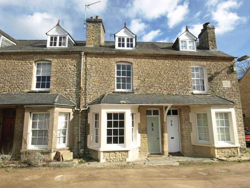2 Bedrooms Terraced House for sale in Priory Terrace, Bicester