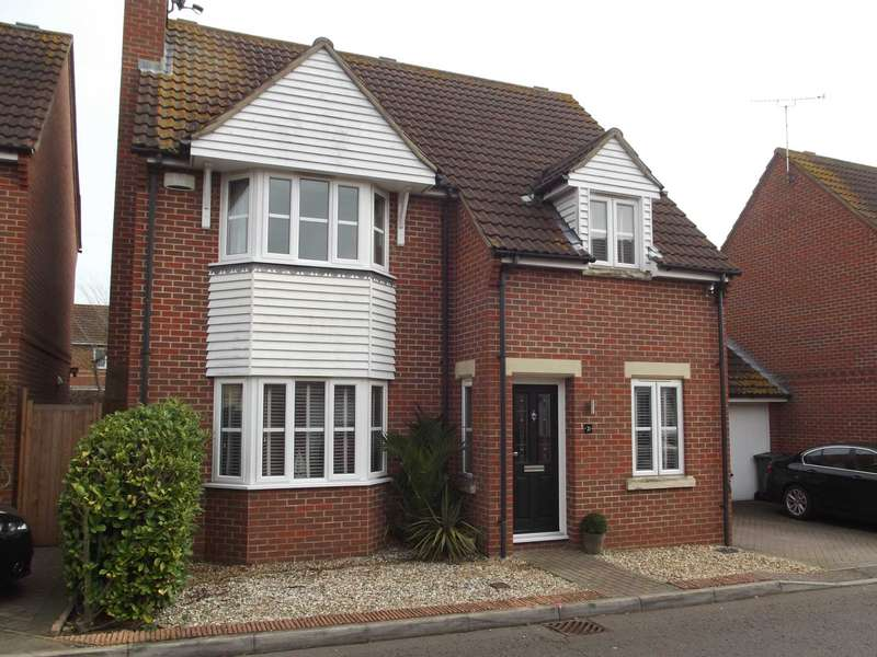 3 Bedrooms Detached House for sale in Mirosa Reach, Maldon
