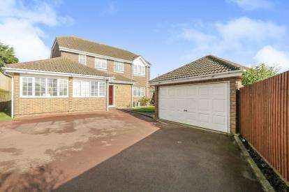 5 Bedrooms Detached House for sale in The Hollies, Wellingborough, Northamptonshire, England