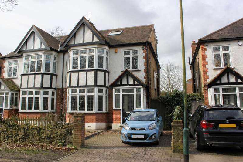 5 Bedrooms Semi Detached House for sale in Forest Glade, Highams Park