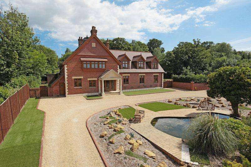 5 Bedrooms Detached House for sale in Lewes Road, Framfield, East Sussex