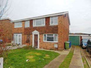 3 Bedrooms Semi Detached House for sale in Cliff View Gardens, Warden, Sheerness, Kent