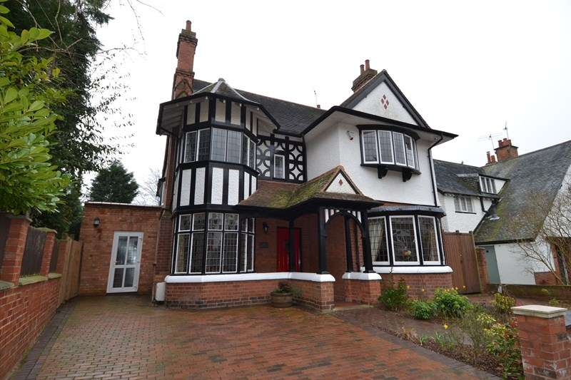 5 Bedrooms Detached House for sale in Cotton Lane, Moseley, Birmingham