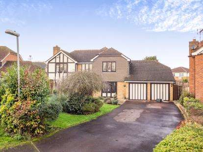 4 Bedrooms Detached House for sale in Musters Croft, Colwick, Nottingham, Nottinghamshire