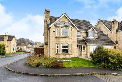 4 Bedrooms Detached House for sale in Gleneagles Drive, Lancaster, LA1