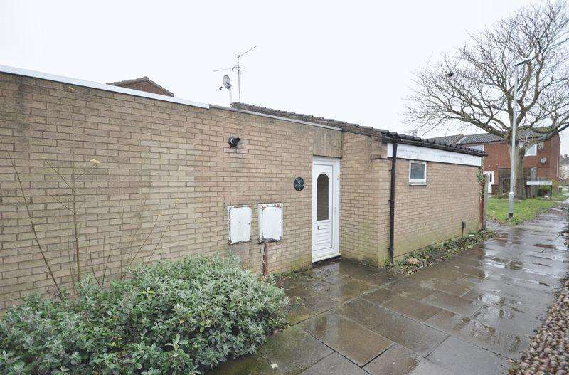 1 Bedroom Bungalow for sale in John Clare Way, Corby