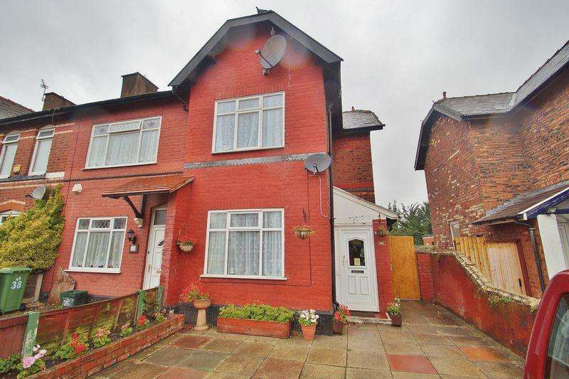 2 Bedrooms Terraced House for sale in Eastbourne Road, Southport