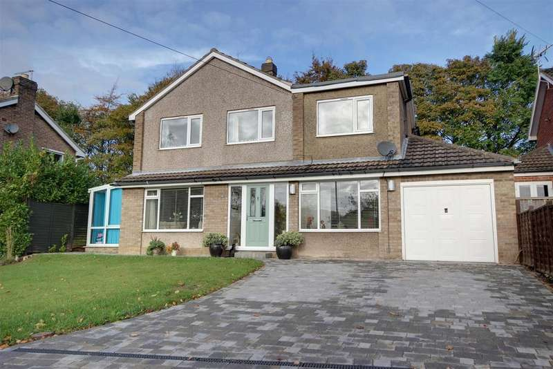 4 Bedrooms Detached House for sale in West Parklands Drive, North Ferriby