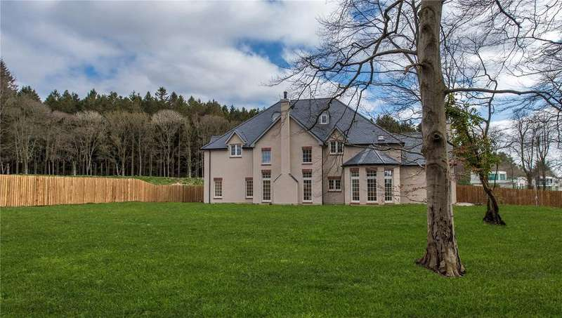 5 Bedrooms Detached House for sale in House 1, Culter House Road, Milltimber, Aberdeenshire, AB13