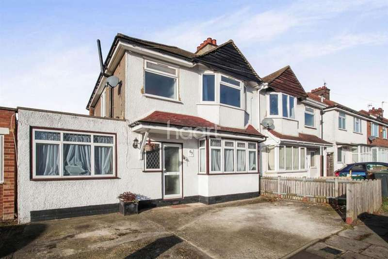 4 Bedrooms Semi Detached House for sale in Stopsley Catchment