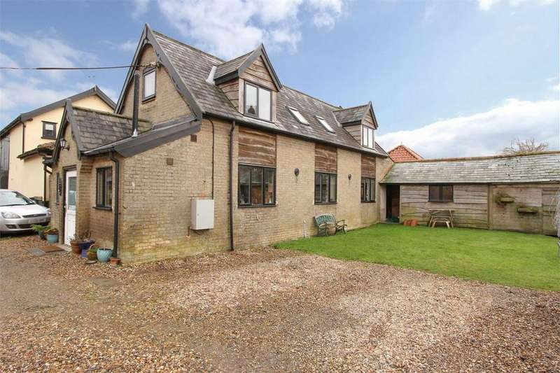 3 Bedrooms Cottage House for sale in Grammar School Yard, Banham, Banham, Norfolk