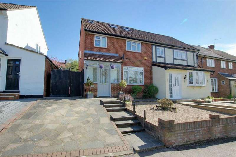 4 Bedrooms End Of Terrace House for sale in Burney Drive, Loughton, Essex