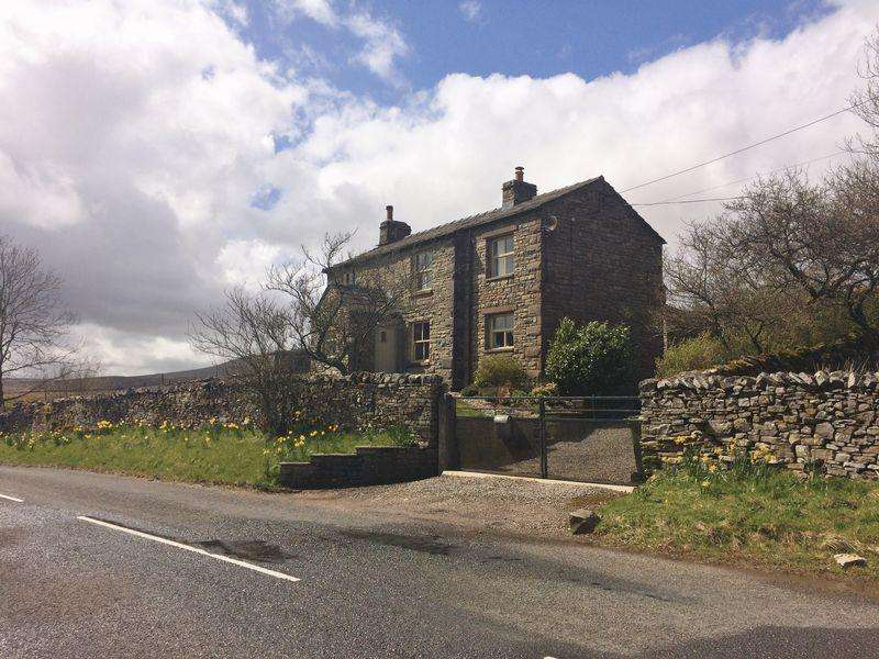 3 Bedrooms Detached House for sale in Low Moor Farm, Garsdale, Sedbergh