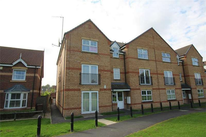 2 Bedrooms Flat for sale in 34 Easingwood Way, Driffield, East Riding of Yorkshire