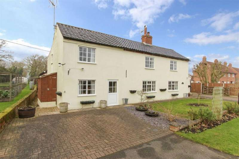 4 Bedrooms Cottage House for sale in Dereham Road, Westfield, Norfolk