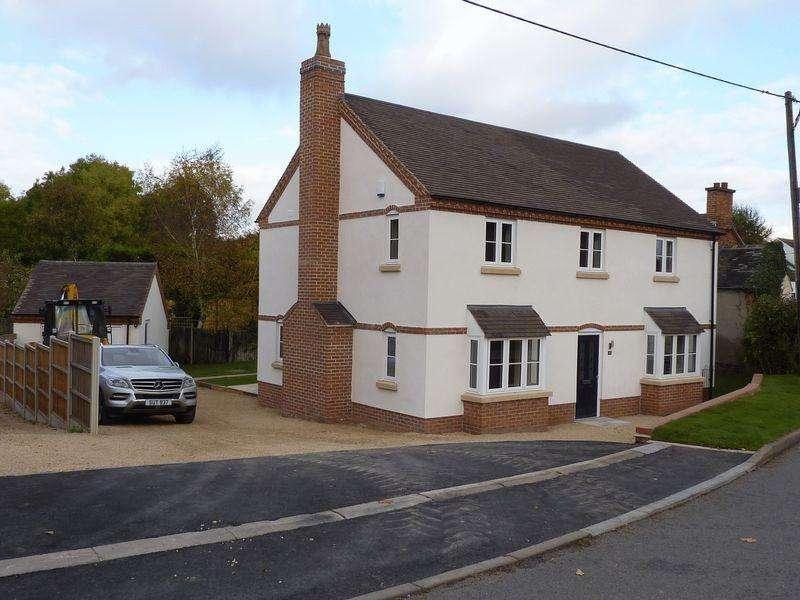 4 Bedrooms Detached House for sale in Main Street, Osgathorpe.