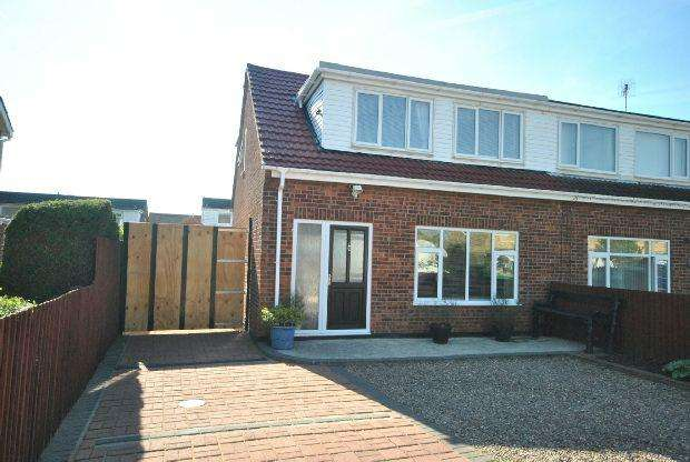 3 Bedrooms Semi Detached House for sale in Timberley Drive, GRIMSBY