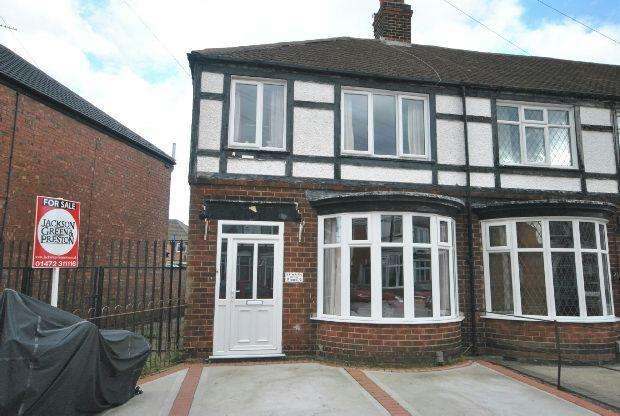 3 Bedrooms End Of Terrace House for sale in Clifton Road, GRIMSBY