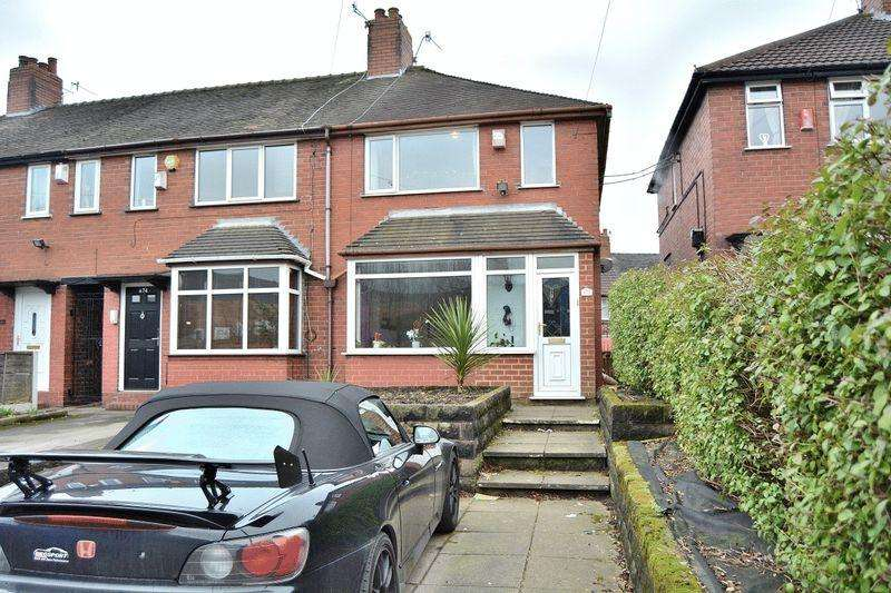 2 Bedrooms Terraced House for sale in Leek Road, Stoke-On-Trent