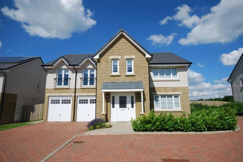 5 Bedrooms Detached Villa House for sale in 21 Parish Gardens, Symington, KA1 5SB