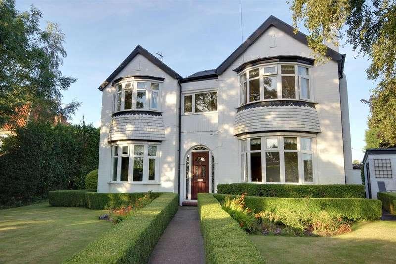 4 Bedrooms Detached House for sale in Appleton Lane, North Cave