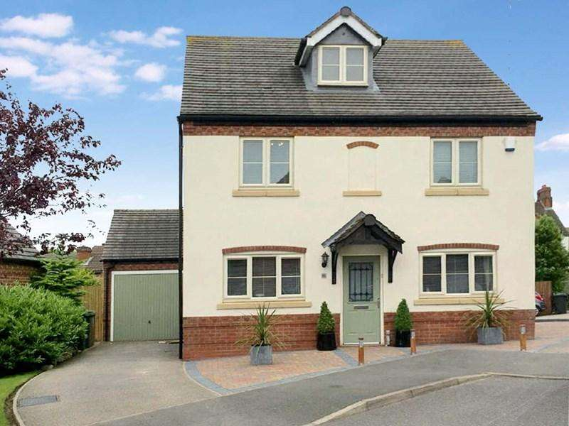 5 Bedrooms Detached House for sale in Brunt Lane, Woodville