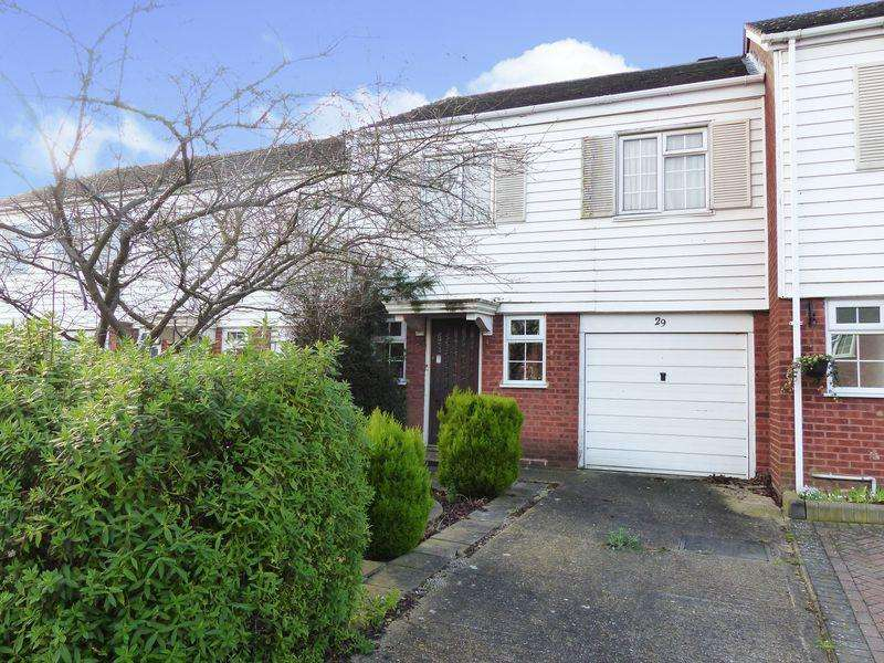 4 Bedrooms Terraced House for sale in Furze Platt - Maidenhead