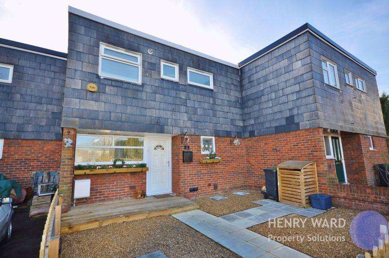 3 Bedrooms Terraced House for sale in Caterham Court, Waltham Abbey