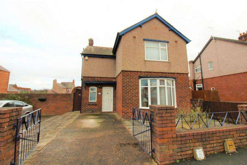 3 Bedrooms Detached House for sale in King George Street, Deeside