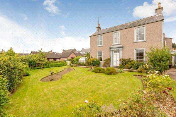 3 Bedrooms Detached House for sale in James Street House, James Street, Blairgowrie, Perthshire, PH10