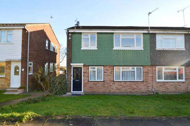2 Bedrooms Maisonette Flat for sale in Milford Close, Abbey Wood, SE2