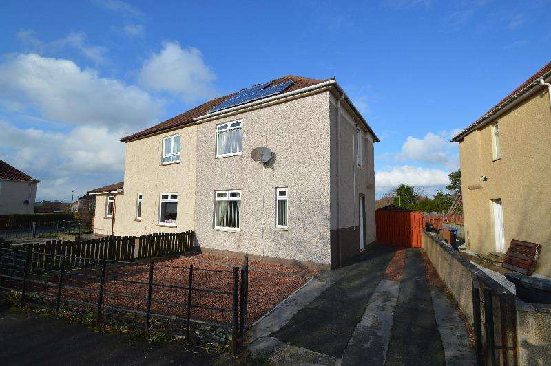 3 Bedrooms Semi Detached House for sale in Hayocks Road, Stevenston, North Ayrshire, KA20 4DG