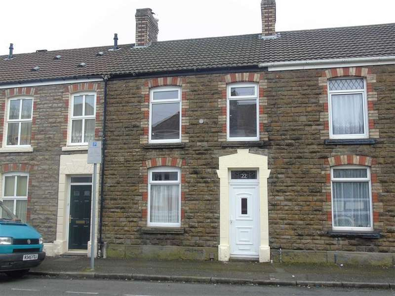 2 Bedrooms Terraced House for sale in Bath Road, Morriston, Swansea