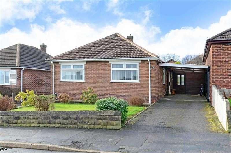 2 Bedrooms Bungalow for sale in 7, Bents Crescent, Dronfield, Derbyshire, S18