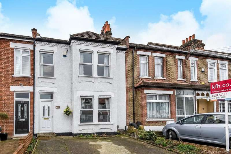 3 Bedrooms Terraced House for sale in Ravenscroft Road, Beckenham, BR3