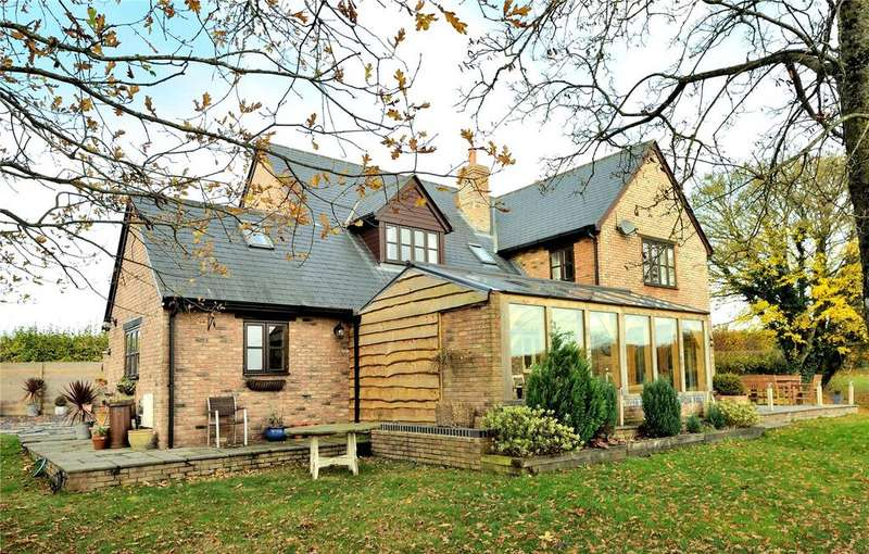 4 Bedrooms Detached House for sale in Stourton Caundle, Sturminster Newton, Dorset