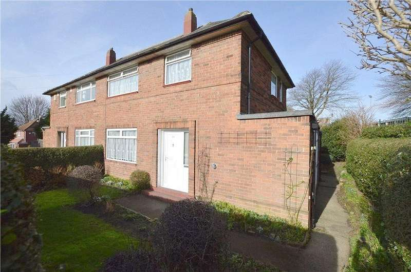 3 Bedrooms Semi Detached House for sale in Brooklands Lane, Leeds, West Yorkshire