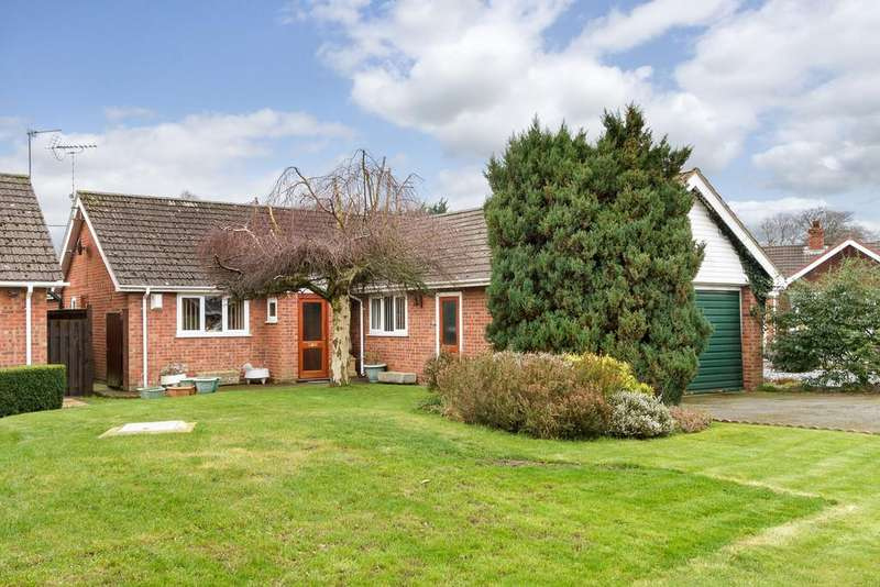 2 Bedrooms Detached Bungalow for sale in Hough, Cheshire