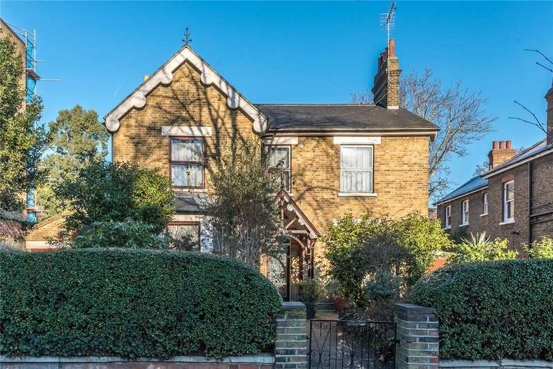 4 Bedrooms Detached House for sale in Aberdeen Park, Highbury, London, N5
