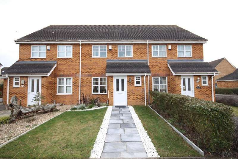 3 Bedrooms Terraced House for sale in The Sidings, Henlow, SG16