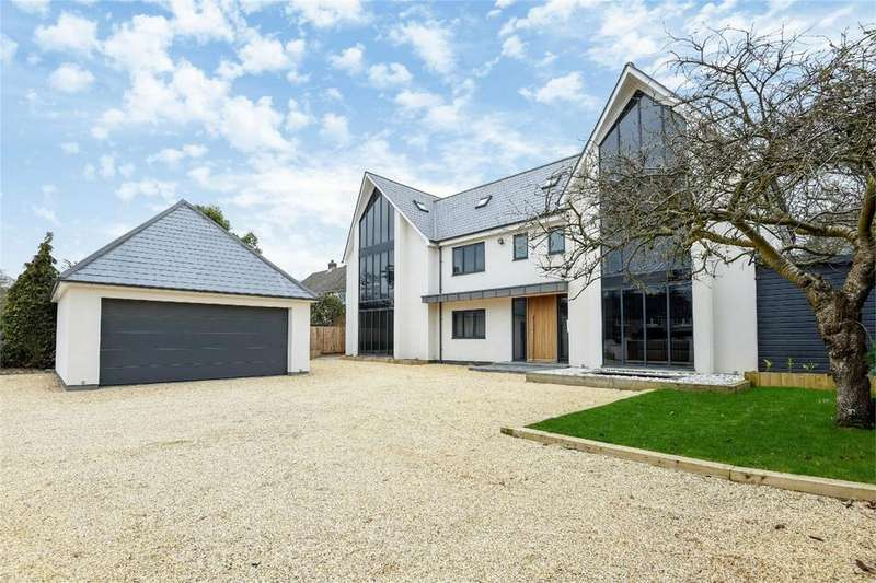 5 Bedrooms Detached House for sale in Warsash, Southampton, Hampshire