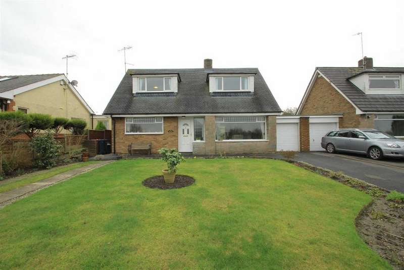3 Bedrooms Detached Bungalow for sale in Longsight Road, Copster Green
