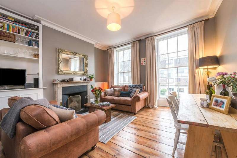 2 Bedrooms Flat for sale in Canonbury Road, Canonbury, London