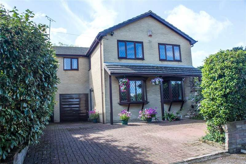 4 Bedrooms Detached House for sale in Selworthy, Kingswood, Bristol, BS15